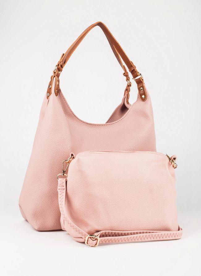 Σετ τσάντες - Ροζ