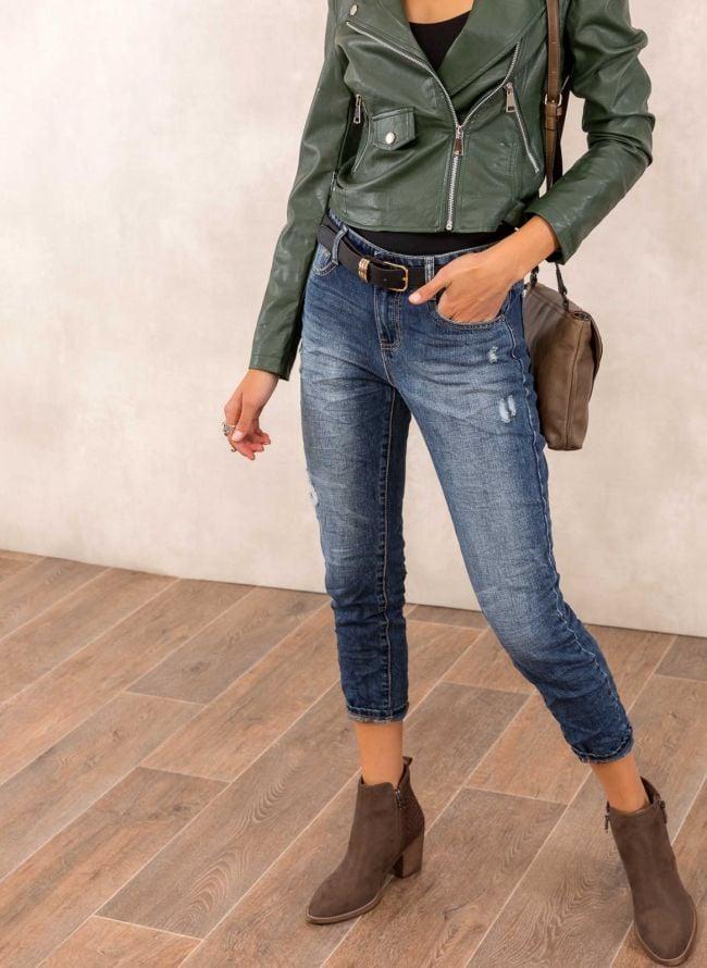 Slim fit jeans - Μπλε jean