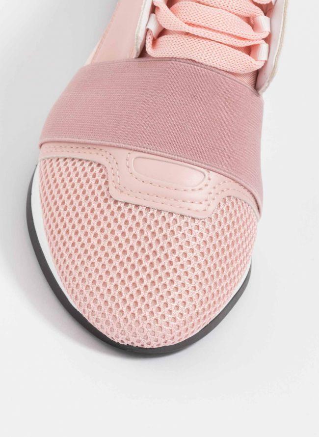 Slip-on sneakers - Ροζ