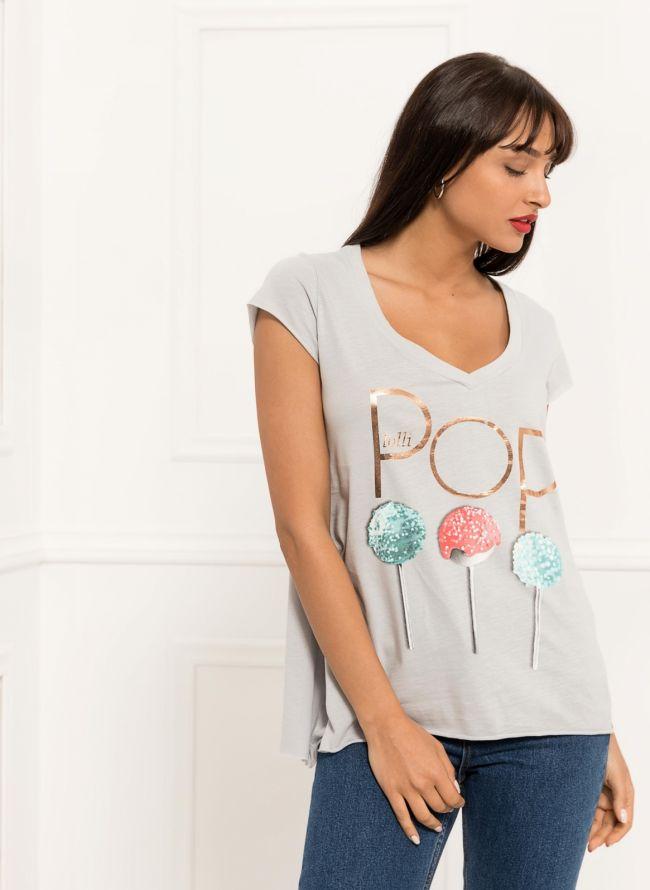 T-shirt  - Πάγου