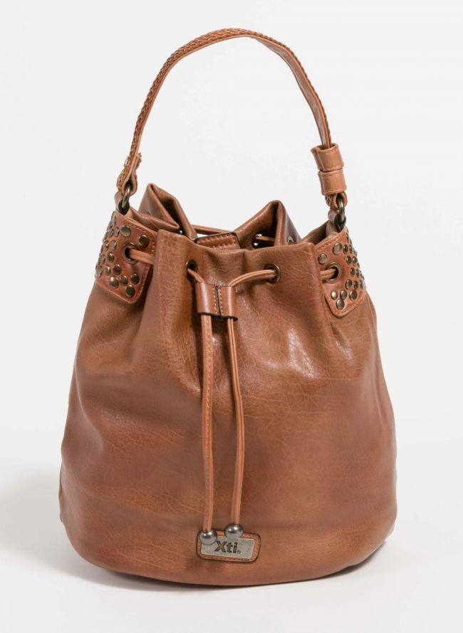 Xti τσάντα πουγκί με τρουκς - Ταμπά