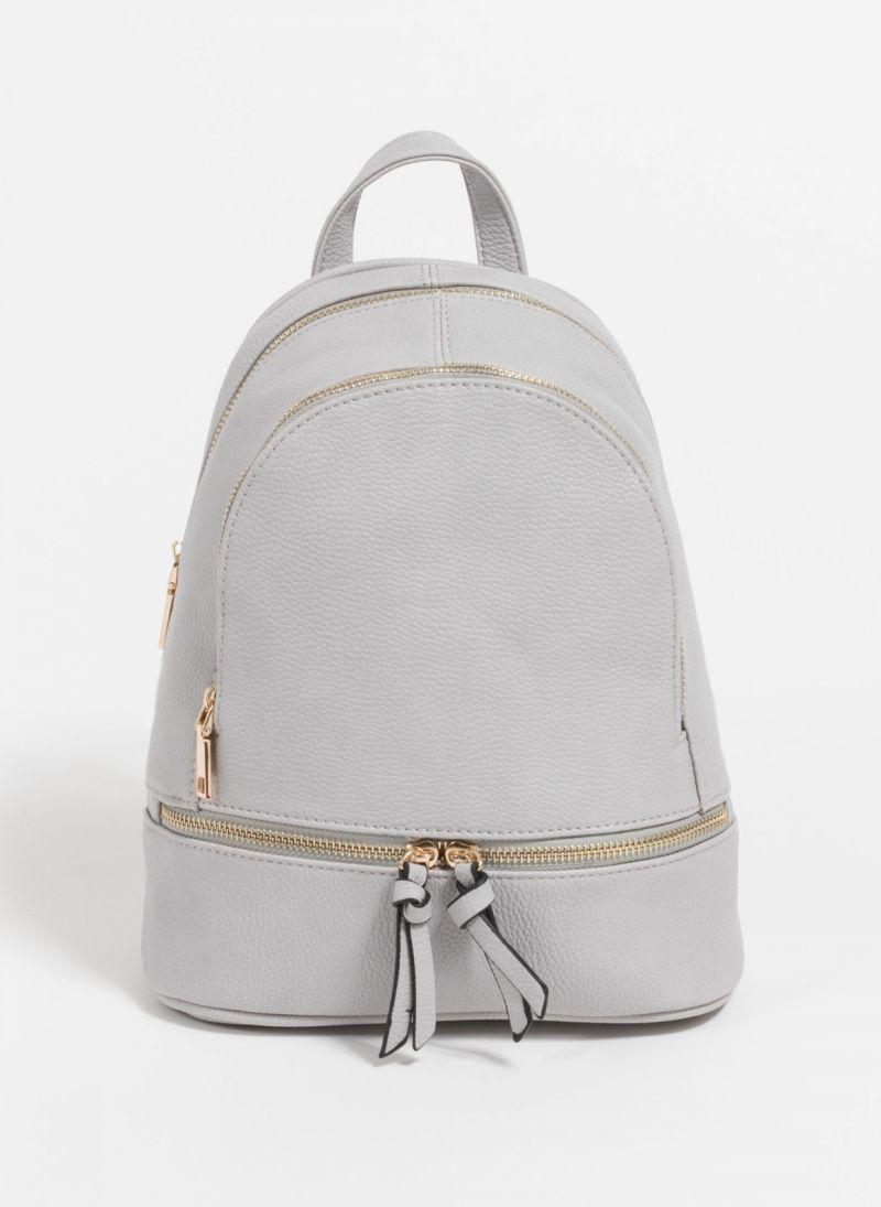 Mini backpack από μαλακού τύπου τεχνόδερμα
