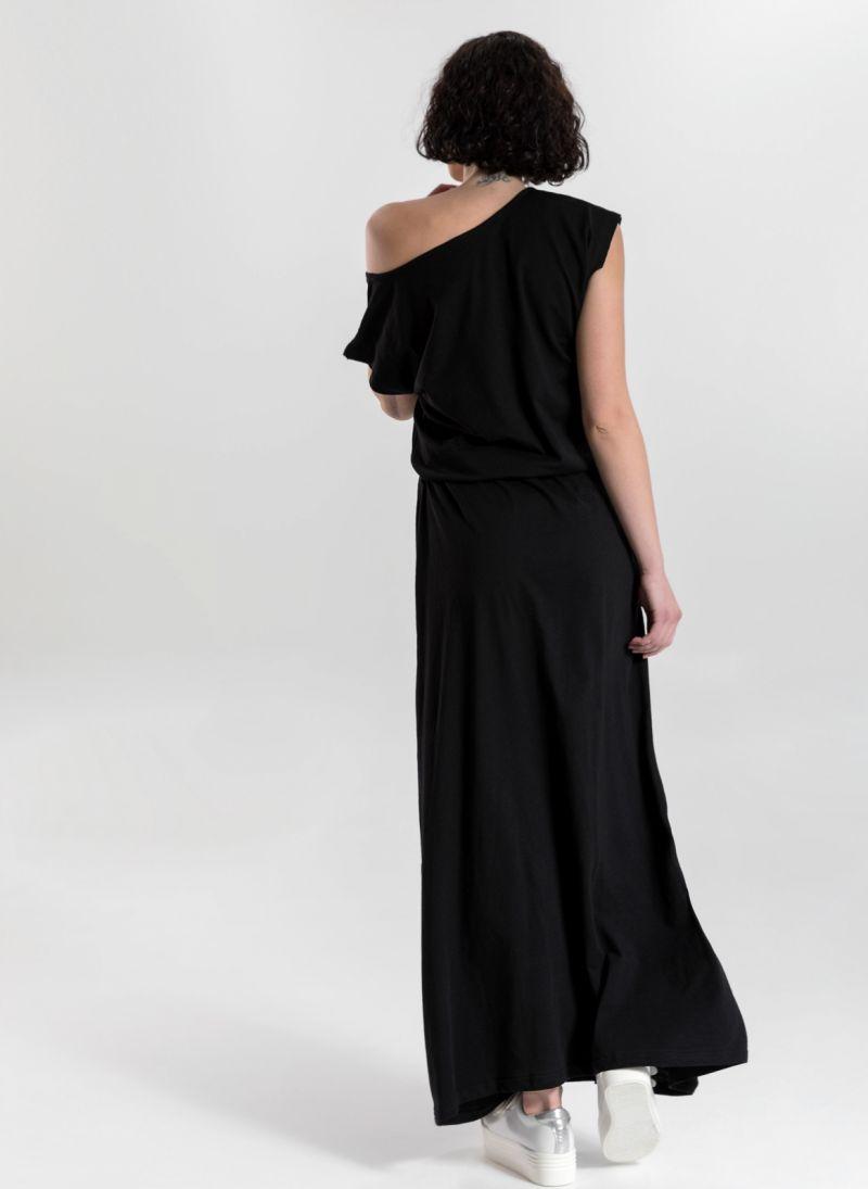 Μακό maxi φόρεμα