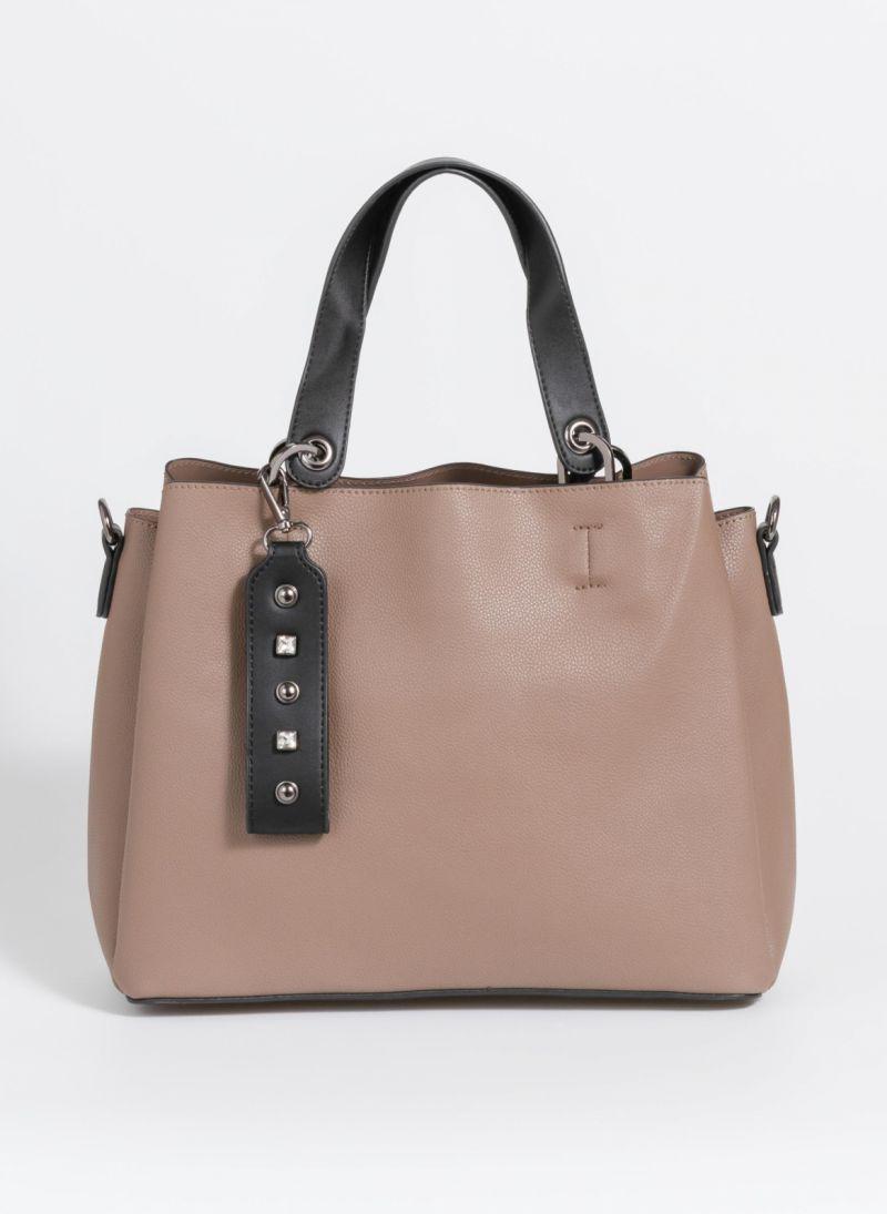 Minimal τσάντα ώμου - Πούρο - TheFashionProject 9533fb3e3c4
