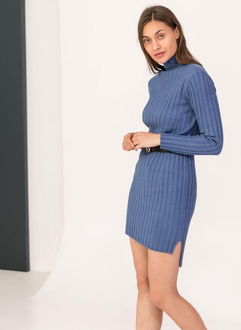 Ριπ φόρεμα σε εφαρμοστή γραμμή - Ραφ - TheFashionProject 2718153b281