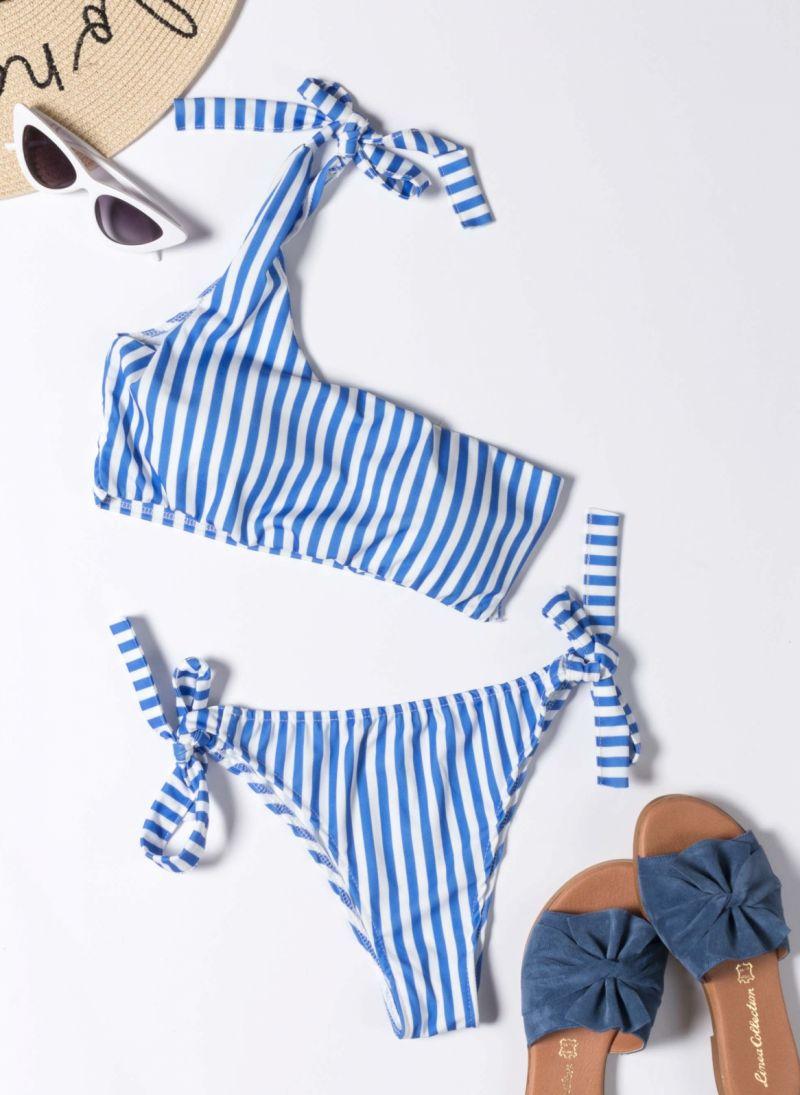 Σετ brazilian bikini με έναν ώμο