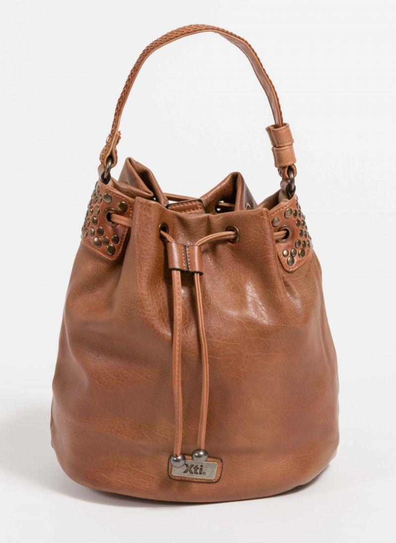 f15f60b982 Xti τσάντα πουγκί με τρουκς - Ταμπά - TheFashionProject